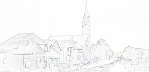 2014-05-22 19.47.23 kerk vanaf paardenbrug 2580x1250y sketch 01